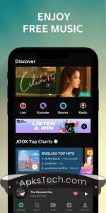 JOOX Music MOD APK [Premium Unlocked] [Latest Update] 1