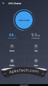 AVG Cleaner MOD APK [Premium Unlocked] [2021 Update] 8