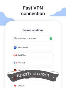 Betternet Premium MOD APK [Unlocked] 2021 9