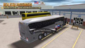 Bus Simulator Ultimate MOD APK [Unlimited Money] 2021 4