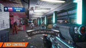 Dead Target MOD APK [Unlimited Money] [Latest Update] 3