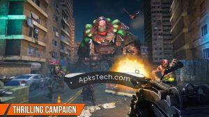 Dead Target MOD APK [Unlimited Money] [Latest Update] 5