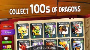 Dragon City MOD APK [Unlimited Gems] [Latest] 2