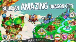 Dragon City MOD APK [Unlimited Gems] [Latest] 5