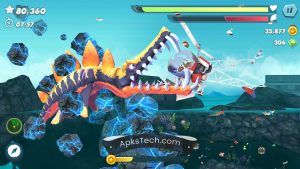 Hungry Shark Evolution MOD APK [Unlimited Coins] [Latest Update] 6
