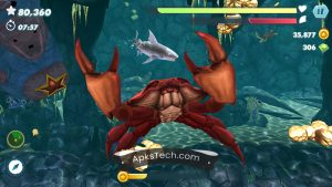 Hungry Shark Evolution MOD APK [Unlimited Coins] [Latest Update] 8