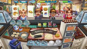 Cooking Fever MOD APK [Unlimited Gems] [Latest Update] 7