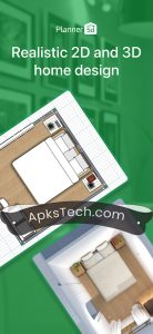 Planner 5D MOD APK [Interior Design Simulator] [Latest Update] 2