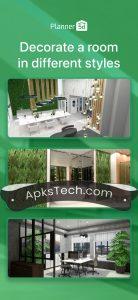 Planner 5D MOD APK [Interior Design Simulator] [Latest Update] 6