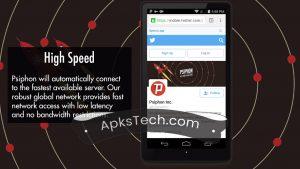 Psiphon Pro MOD APK [Premium] [Latest Update] 2021 4
