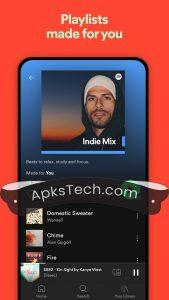 Spotify Premium MOD APK [Unlocked] 2021 5
