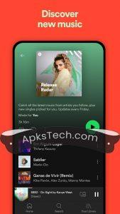 Spotify Premium MOD APK [Unlocked] 2021 6