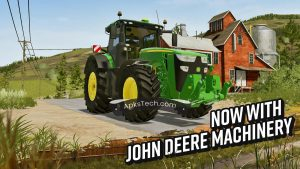 Farming Simulator 20 MOD APK [Unlimited Resources] [Latest] 1