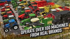 Farming Simulator 20 MOD APK [Unlimited Resources] [Latest] 3