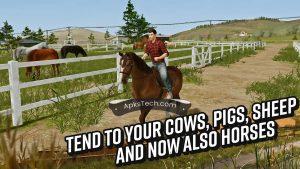 Farming Simulator 20 MOD APK [Unlimited Resources] [Latest] 4