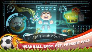 Head Soccer MOD APK [Fully Unlocked] [Latest Version] 1