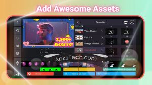 Kinemaster MOD APK [VIP Premium Unlocked] [Latest Update] 3